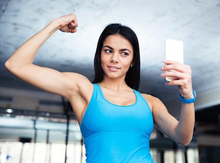 ¿Sabes cuántas selfies en el GYM puedes subir con 5GB?