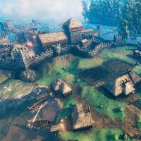 Un grupo de modders quiere convertir Valheim en un MMO para 1.000 jugadores y están trabajando en ello