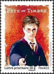 Sellos de cine, desde Harry Potter a los clásicos de terror