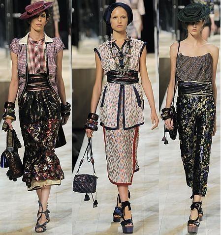 Marc Jacobs en la Semana de la Moda de Nueva York Primavera-Verano 2009