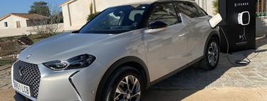 Probamos el DS 3 Crossback E-Tense: un coche eléctrico que destaca por ser suave, ágil, silencioso y por sus 320 km de autonomía