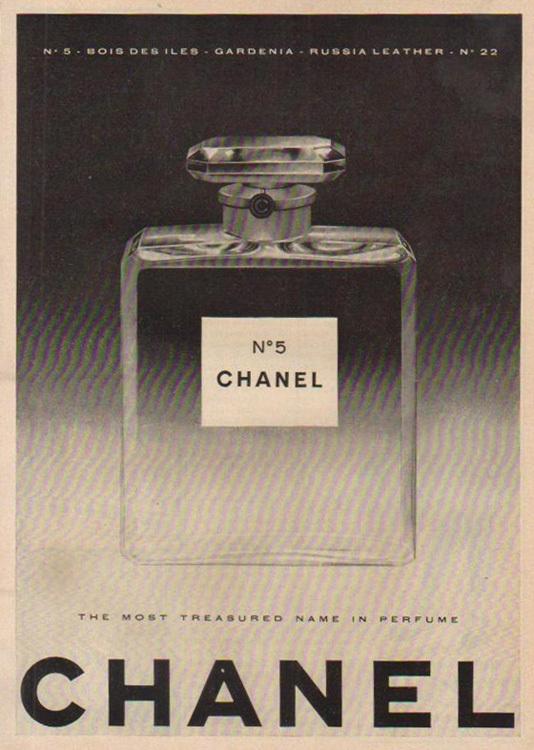 Foto de Chanel No. 5 - publicidad del 30 al 60 (15/61)