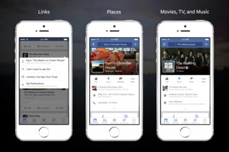"Facebook ""Save"" nos permitirá guardar contenidos para su posterior lectura"