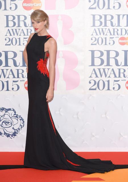 Taylor Swift Brit Awards 2015 Mejor