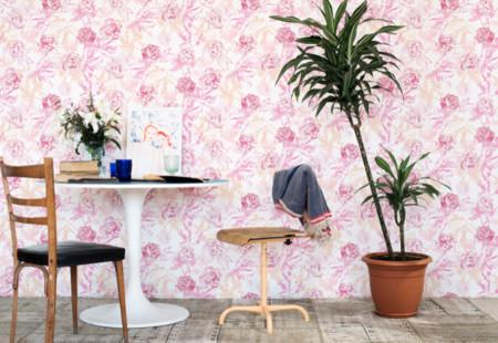 Coordonne Lara Costafreda Wallpaper Blooming Flowers0003