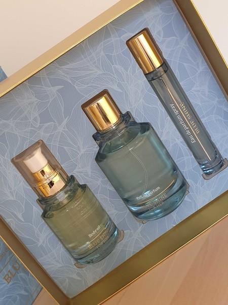 blue shine mercadona