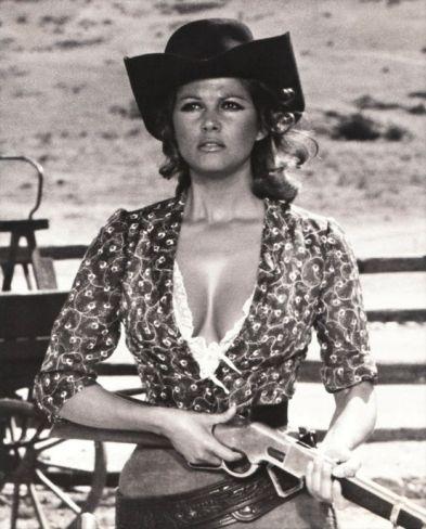 Mujeres en el western
