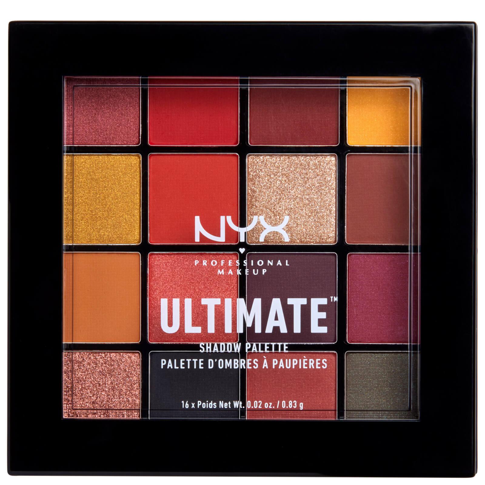 Ultimate Eyeshadow Palette  Phoenix NYX