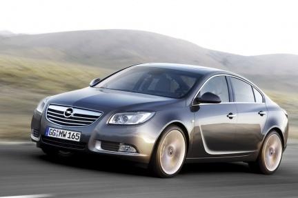 Opel Insignia ecoFLEX, una declaración de intenciones