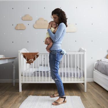 El 40 por ciento de las madres se siente abrumada, ansiosa y deprimida durante los primeros meses tras la llegada de su bebé