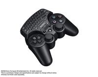 GC 2008: Teclado inalámbrico QWERTY para el mando de PS3
