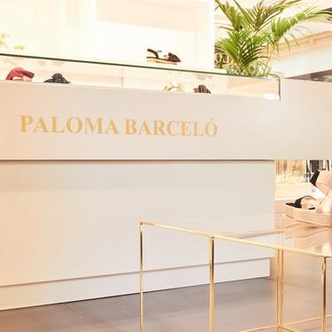 Refinada, retro y minimalista, así es Paloma Barceló Temporary Store en Jardín de Serrano