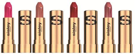 Phyto-Rouge à Lèvres de Sisley, cuatro nuevas barras de labios hidratantes de larga duración