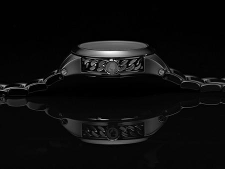 Fossil y Karl Lagerfeld lanzarán juntos una colección de relojes en edición limitida