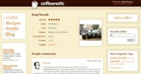 Coffeenatic, la red social de los amantes del café