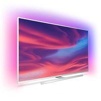 Ahorrarse 200 euros en una smart TV de 50 pulgadas con Ambilight es todo un chollo: El Corte Inglés nos deja ahora la Philips 50PUS7304/12 por sólo 499 euros