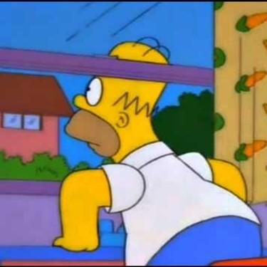 Milhouse Challenge, cuando gritar frases de 'Los Simpson' por la ventana se convierte en viral