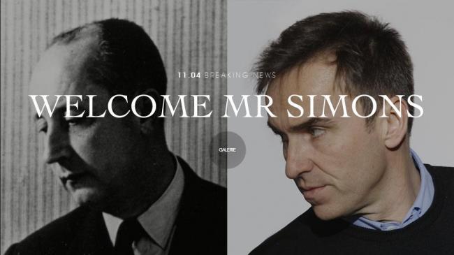 Mr Simons