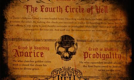 """'Dante's Inferno', EA logra la campaña de marketing más bestia gracias a la """"avaricia"""""""