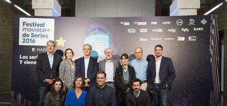 La nueva edición del Festival de Series se presenta como la más interactiva