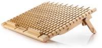 Zignum recurre al bambú para sus bases para portátiles