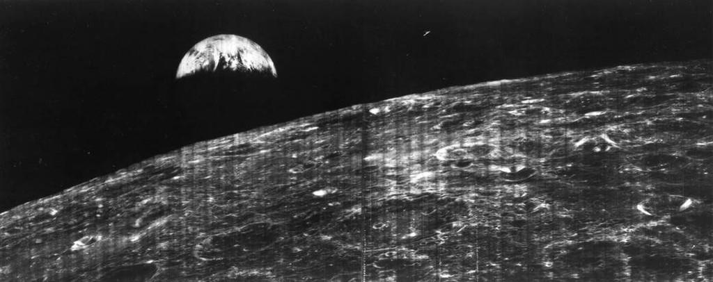 Luna Desde La Tierra