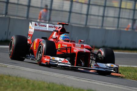 Fernando Alonso: el podio era a lo máximo a lo que podíamos aspirar
