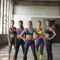 Victoria's Secret te propone una sesión de gimnasio rodeada de ángeles en su campaña Otoño 2015