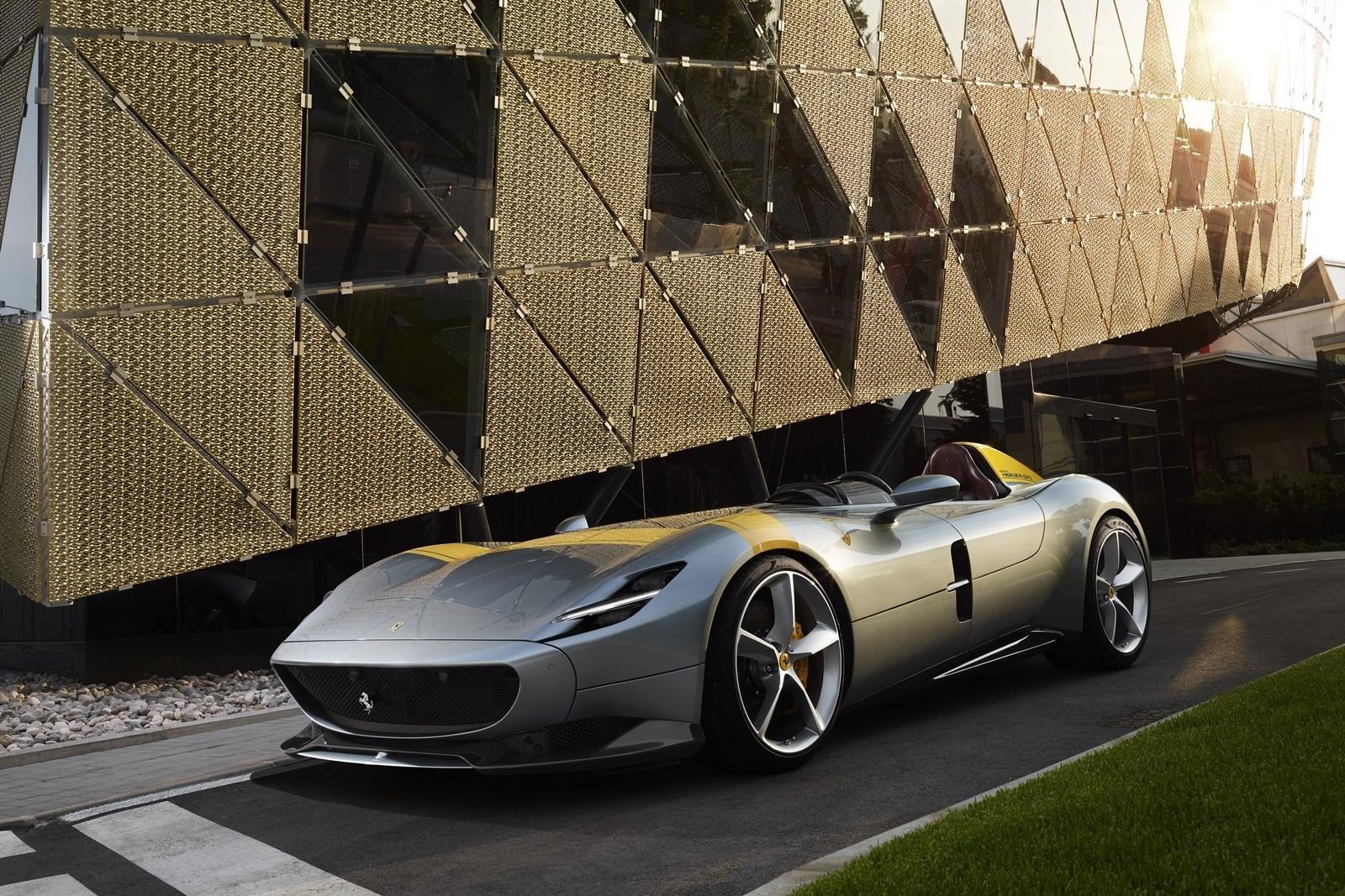 Foto de Ferrari Monza SP1 y Monza SP2 2019 (9/14)