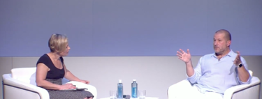 """""""Me interesa más el proceso creativo que la solución final del producto"""", las claves de la entrevista a Jony Ive en Madrid"""