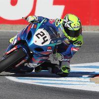 Toni Elías renueva con el Yoshimura Suzuki para ganar el MotoAmerica