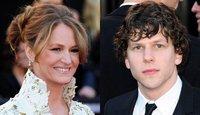 Melissa Leo y Jesse Eisenberg son madre e hijo en 'Predisposed'