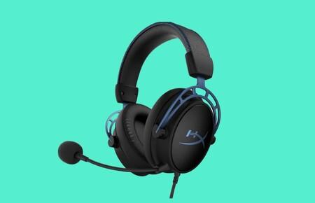 Estos auriculares gaming de HyperX cuentan con sonido 7.1 y ahora están rebajados a su mínimo histórico: hazte con ellos por 50 euros menos