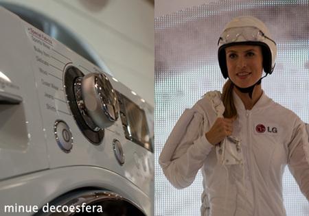 IFA 2009: LG presenta la primera lavadora de 11kg