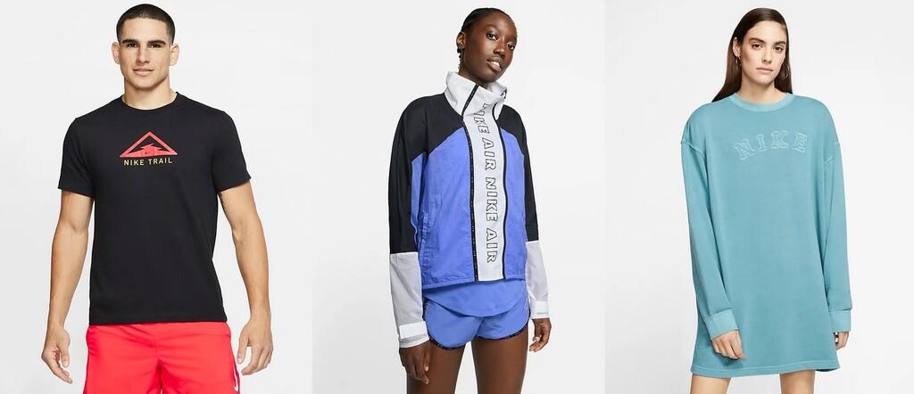 50% de descuento en Nike: camisetas, sudaderas y pantalones deportivos a buen precio en la tienda oficial
