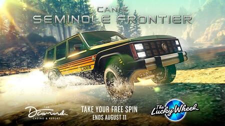 Gta Online Canis Seminole Frontier