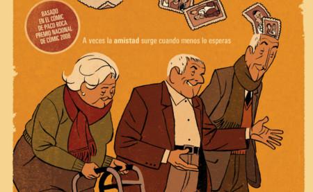 Cómic en cine: 'Arrugas', de Ignacio Ferreras
