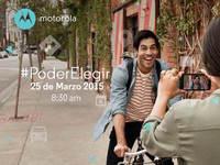Motorola prepara su primer evento en México para este año ¿Nuevo Moto E en camino?