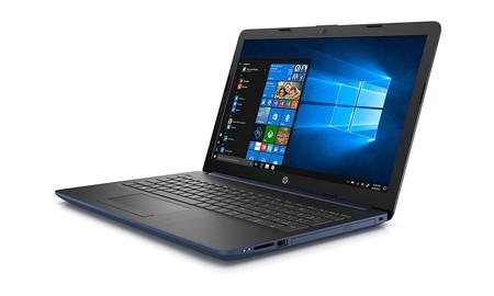 Básico y económico, el HP Notebook 15-DA0121NS, ahora en PcComponentes sólo cuesta 329 euros
