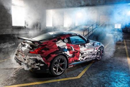Nissan participará con un 370Z Nismo en la Gumball 3000