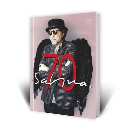 un cuádruple CD con el que Sony Music repasa la trayectoria de Joaquín Sabina en su setenta cumpleaños