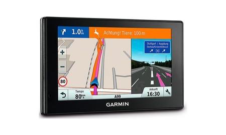 Garmin Drive 50 EU LMT-D, un navegador GPS básico muy completo, por sólo 155 euros hoy, en Amazon