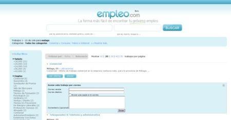 Empleo.com, nuevo metabuscador de ofertas de empleo