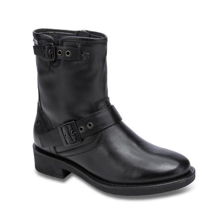 Estos botines Pepe Jeans de piel pueden ser tus must de este invierno y por un 30% menos en La Redoute