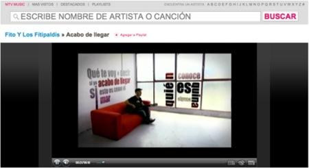 MTV Música, ahora también en España