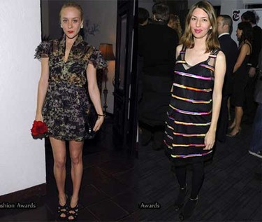 Fiesta Pre-Golden Globes de la revista NY Times Style