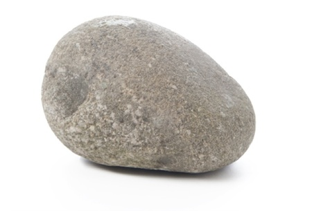 La adivinanza decorativa del viernes: piedra