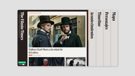 The Filmin Times: el nuevo proyecto de la plataforma de cine propone un original diario histórico y arranca con jugosas novedades