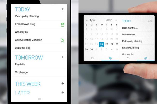 Gestores de tareas para iOS - any.do - 1