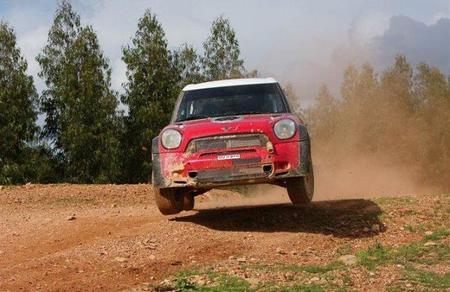Mini quiere demostrar la rapidez del Countryman WRC en Cerdeña